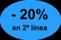 Bocadillo con descuento (español)